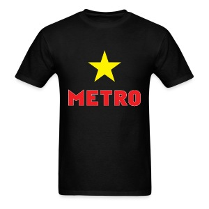 Metro Star - Men's T-Shirt