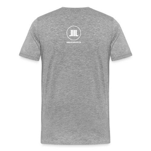 I've Got 99 Problems But A Book Ain't One - Men's Premium T-Shirt
