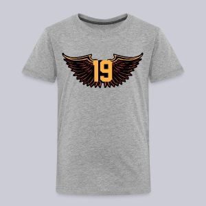 Tony Wings - Toddler Premium T-Shirt