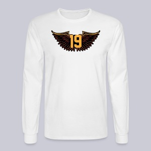 Tony Wings - Men's Long Sleeve T-Shirt