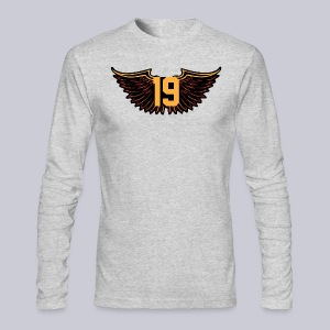 Tony Wings - Men's Long Sleeve T-Shirt by Next Level