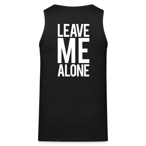 Leave me alone   Mens tank - Men's Premium Tank
