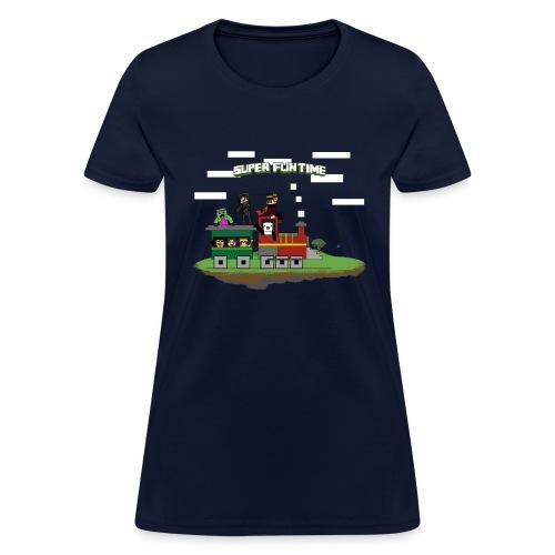 Women's SFT Train - Women's T-Shirt