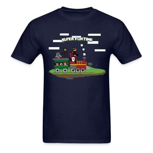 Men's SFT Train - Men's T-Shirt