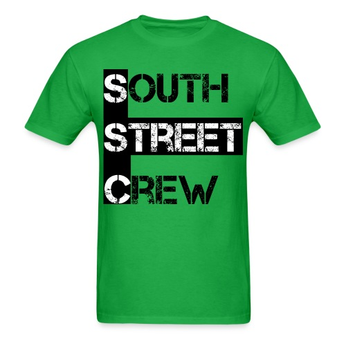 Tom's Edition - South Street Crew - Men's T-Shirt