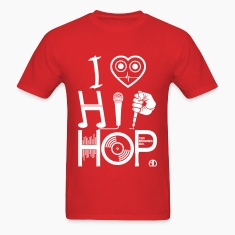 I Love Hip-Hop - Music Design DJ