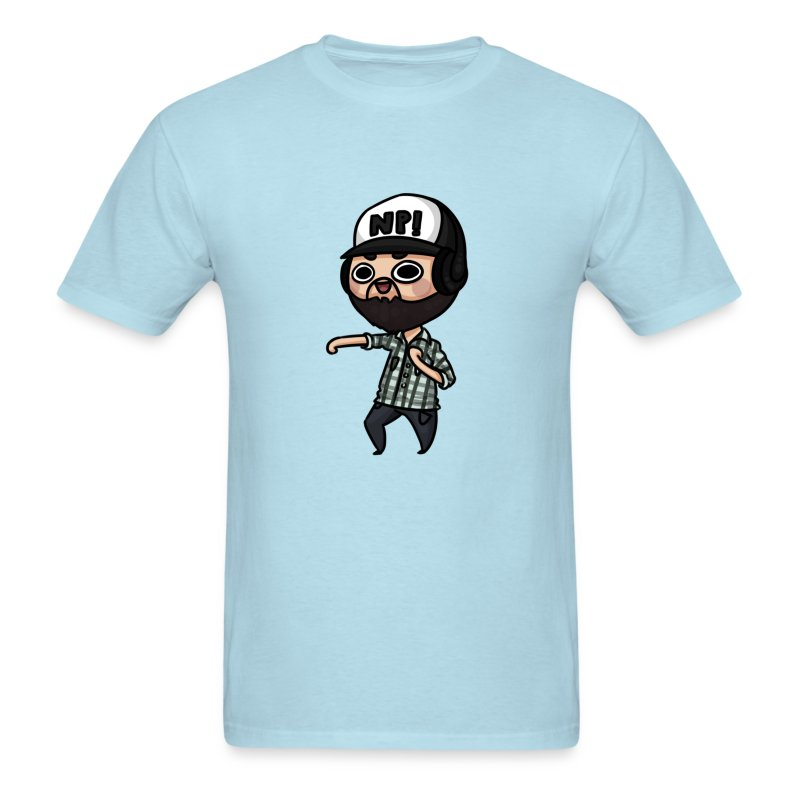 nikonCute for Dudes - Men's T-Shirt