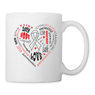 Mugs & Drinkware ~ Coffee/Tea Mug ~ Scoliosis Awareness Mug