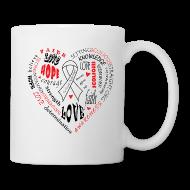 Mugs & Drinkware ~ Coffee/Tea Mug ~ Scoliosis Awareness Mug