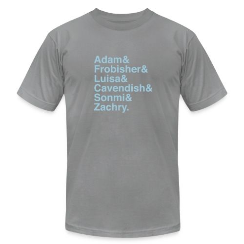 ED896 - Men's T-Shirt by American Apparel
