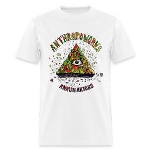ANTHROPOWORX - Men's T-Shirt