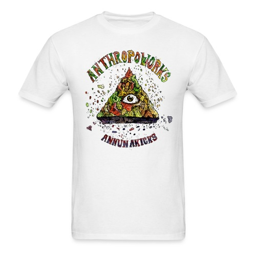 ANTHROPOWORX - Men's T-Shirt