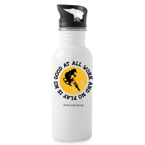 All Work and No Play Water Bottle - Water Bottle