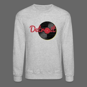 Detroit Records - Crewneck Sweatshirt