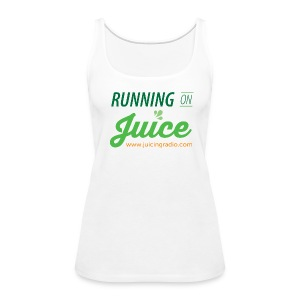 Running on Juice: Women's Tank Top - Women's Premium Tank Top