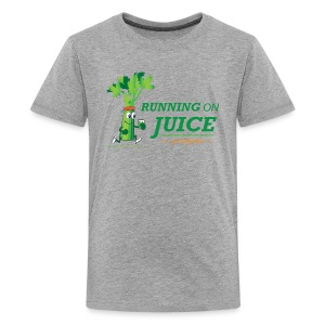 Running on Juice: Kid's Premium T-Shirt - Kids' Premium T-Shirt