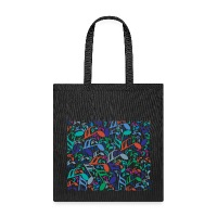 Colorful Music Notes - Tote Bag