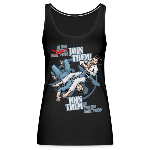 Join Them - Women's Premium Tank Top