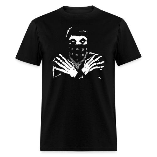 Misfit Gangsta - Men's T-Shirt
