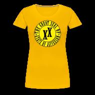 T-Shirts ~ Women's Premium T-Shirt ~ Women's State of Jefferson T-Shirt
