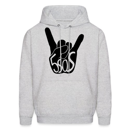 5SOS - Rock On - Men's Hoodie