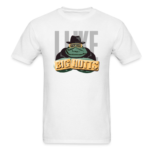 ILikeBigHutts - Men's T-Shirt