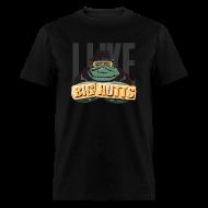 T-Shirts ~ Men's T-Shirt ~ I Like Big Hutts (on Dark)