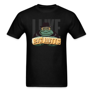 I Like Big Hutts (on Dark) - Men's T-Shirt