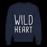 Long Sleeve Shirts ~ Crewneck Sweatshirt ~ The Vamps - Wild Heart