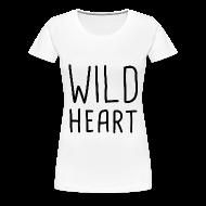 Women's T-Shirts ~ Women's Premium T-Shirt ~ The Vamps - Wild Heart