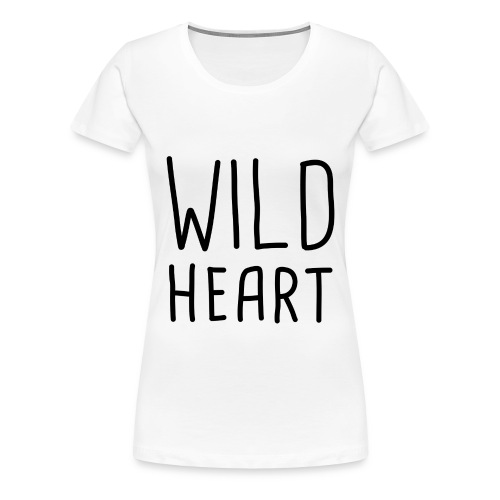 The Vamps - Wild Heart - Women's Premium T-Shirt