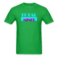 T-Shirts ~ Men's T-Shirt ~ Total Miner Miami Vice parody logo T-Shirt