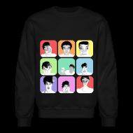 Long Sleeve Shirts ~ Crewneck Sweatshirt ~ 1D - Liam's Selfies