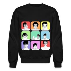 1D - Liam's Selfies - Crewneck Sweatshirt