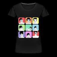 Women's T-Shirts ~ Women's Premium T-Shirt ~ 1D - Liam's Selfies