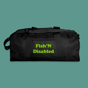 Fish'N Disabled Duffel bag - Duffel Bag
