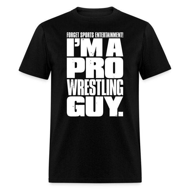 Pro Wrestling Guy (Men)