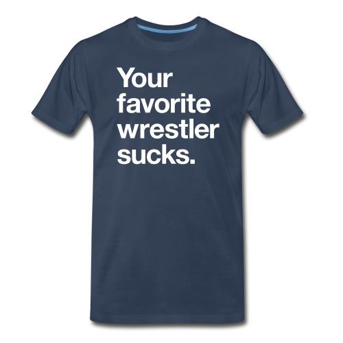 Your Favorite (Men 3XL-4XL) - Men's Premium T-Shirt