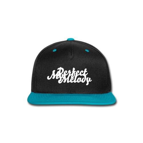 My Perfect Melody Snapback Hat - Snap-back Baseball Cap