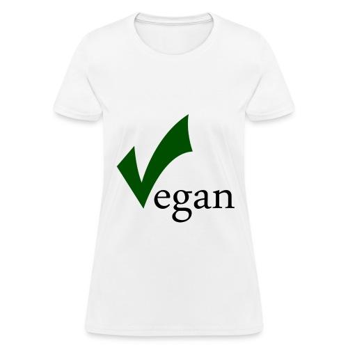 Vegan - Women's T-Shirt