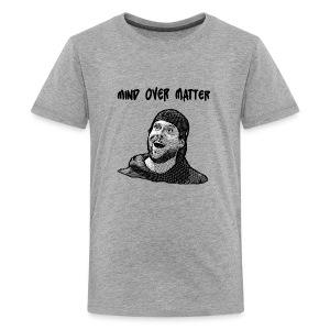 Kids Mind Over Matter - Kids' Premium T-Shirt