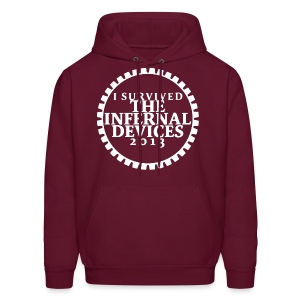 I Survived The Infernal Devices - Men's Hoodie