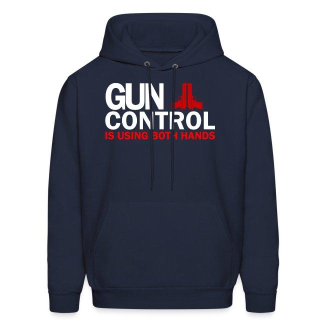 Hooded Sweater: Gun Control