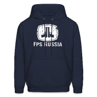 Hoodies ~ Men's Hoodie ~ Hooded Sweater: Vintage Country FPS
