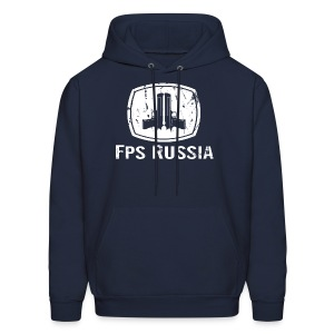 Hooded Sweater: Vintage Country FPS - Men's Hoodie