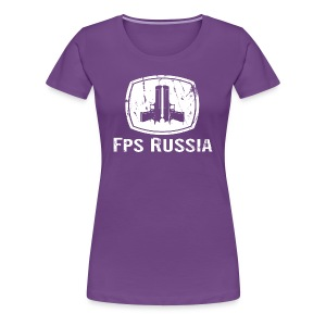 Ladies Premium: Vintage Country FPS - Women's Premium T-Shirt