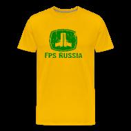 T-Shirts ~ Men's Premium T-Shirt ~ Premium Tee: Vintage Country FPS