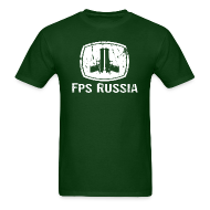 T-Shirts ~ Men's T-Shirt ~ Standard Tee: Vintage Country FPS!