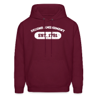 Hoodies ~ Men's Hoodie ~ Hooded Sweater: Second Amendment