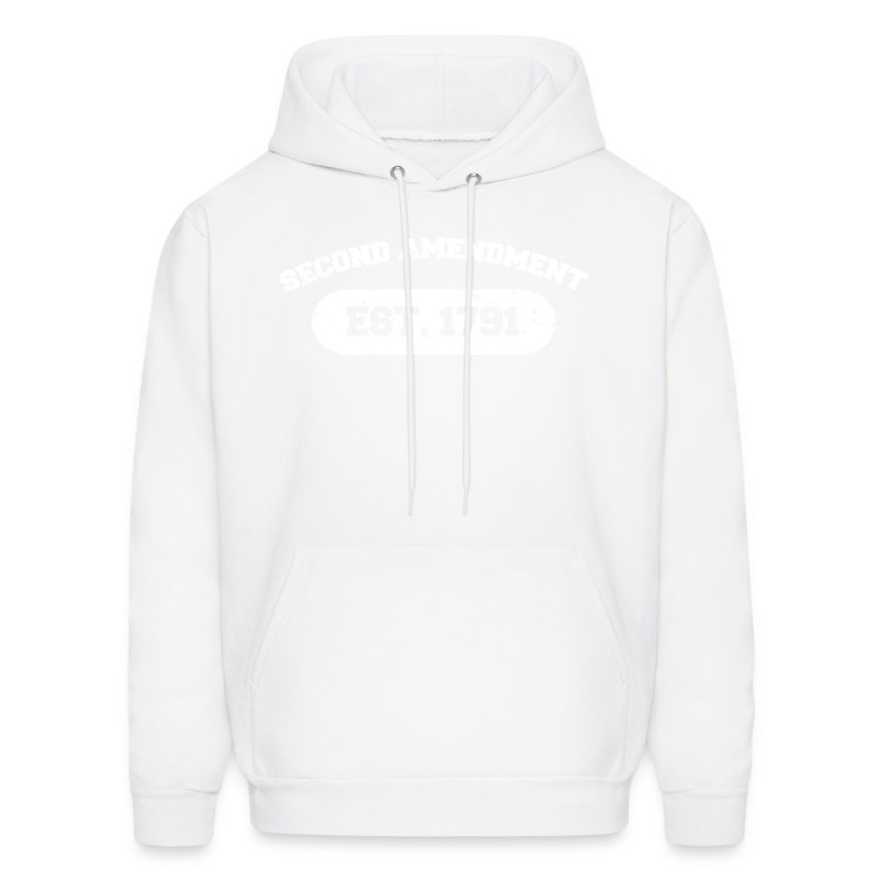 White Sweater Hoodie - Hardon Clothes